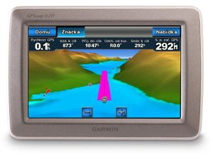 Garmin - GPSMap 620 Bundle