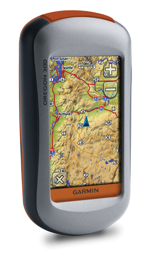 Garmin - Oregon 300