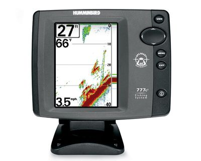 Humminbird Fishfinder 777