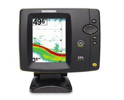 Humminbird Fishfinder 586 cx
